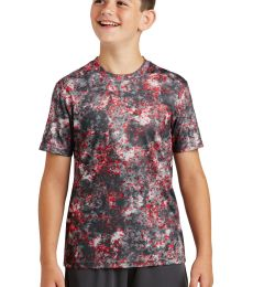 Sport Tek YST330 Sport-Tek Youth Mineral Freeze Tee