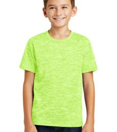 Sport Tek YST390 Sport-Tek Youth PosiCharge Electric Heather Tee