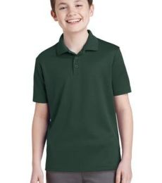 Sport Tek YST640 Sport-Tek Youth PosiCharge RacerMesh Polo