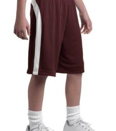 Sport Tek Youth Dry Zone153 Colorblock Short YT479