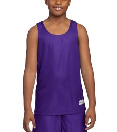 Sport Tek Youth PosiCharge Mesh153 Reversible Tank YT550