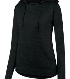 Augusta Sportswear 2907 Women's Shadow Tonal Heather Hoodie