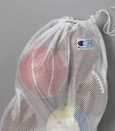 102C Champion Mesh Gear Bag