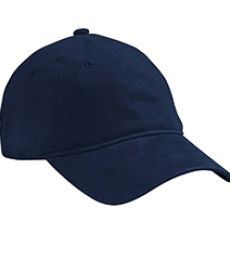 BA511 Big Accessories Heavy Brushed Twill Unstructured Cap
