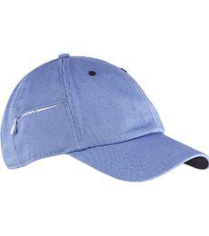 BA530 Big Accessories Chino Stash Pocket Cap
