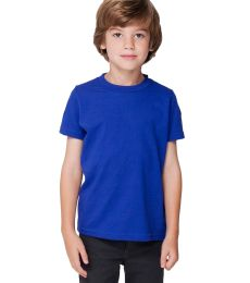 American Apparel BB101W Toddler Poly-Cotton Short-Sleeve Crewneck