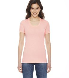 BB301W Ladies' Poly-Cotton Short-Sleeve Crewneck