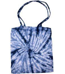 9222 Tie Dyes Cotton Tote Bag