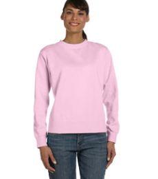 C1596 Comfort Colors Ladies' 10 oz. Garment-Dyed Wide-Band Fleece Crew