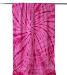 Tie-Dye 7000 Tie-Dyed Cotton Beach Towel