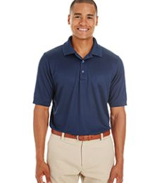 CE100 Ash City - Core 365 Men's Pilot Textured Ottoman Polo