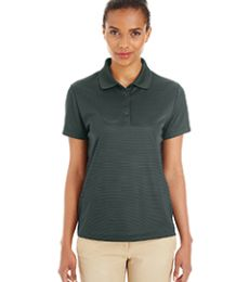 CE102W Ash City - Core 365 Ladies' Express Microstripe Performance Piqué Polo