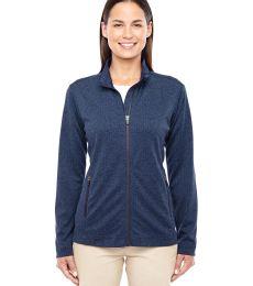 D885W Devon & Jones Ladies' Fairfield Herringbone Full-Zip Jacket