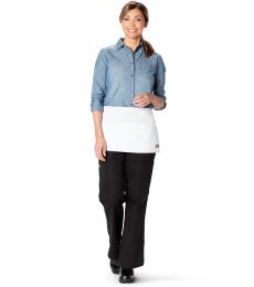 9b5cca413e9 Dickies Chef DC56 3-Pocket Server Waist Apron
