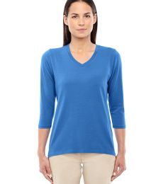 DP184W Devon & Jones Ladies' Perfect Fit™ Bracelet Length V-Neck Top