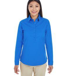 DP610W Devon & Jones Ladies' Perfect Fit™ Half-placket Tunic Top