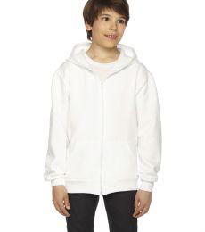 F297W Youth Flex Fleece Zip Hoodie