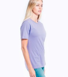 HC1025 Womens Cotton Crew Neck Tee
