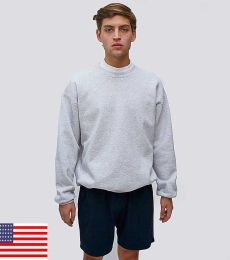 Los Angeles Apparel HF07/Heavy Weight Fleece Crew Neck HF07LO