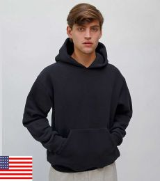 Los Angeles Apparel HF09/Heavy Weight Hooded Pullover Sweatshirt HF09LO