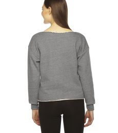 American Apparel HVT316W Ladies' Athletic Crop Sweatshirt