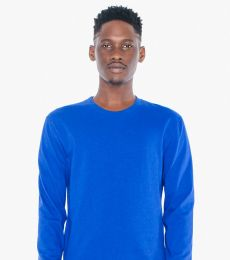American Apparel HJ407/Hammer Long Sleeve T-Shirt