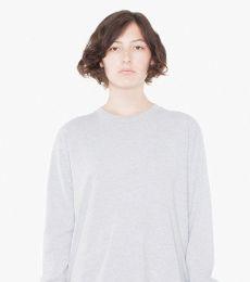 American Apparel HJ407/Hammer Long Sleeve T-Shirt