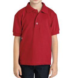 Dickies Workwear KS3552 Youth  Short-Sleeve Pique Polo
