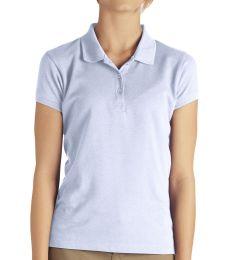 Dickies Workwear KS3952 Girl's  Short-Sleeve Pique Polo