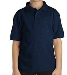 Dickies Workwear KS4552 Boy's Short-Sleeve Performance Polo