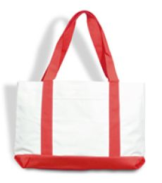 7002 Liberty Bags® P & O Cruiser Tote Bag