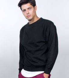 M2450 Cotton Heritage Boston Crew Neck Pullover