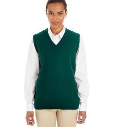 Harriton M415W Ladies' Pilbloc™ V-Neck Sweater Vest