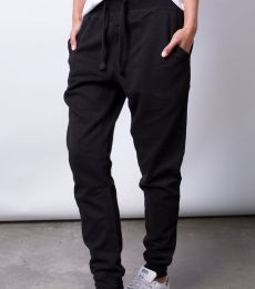 M7620 Cotton Heritage Fleece Rib Jogger Pant