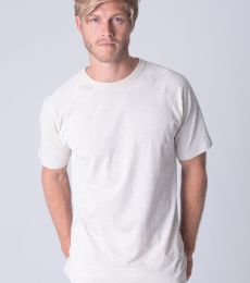 Cotton Heritage MC1083 Short Sleeve Raglan Tee