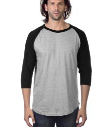 MC1190 Cotton Heritage Unisex Baseball Tee