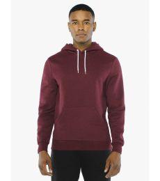 American Apparel MT498W Unisex Salt And Pepper Pullover Hooded Sweatshirt