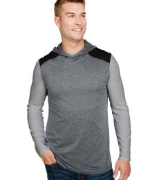 A4 Apparel N3031 Men's Tourney-Layering Sleeveless Hoodie