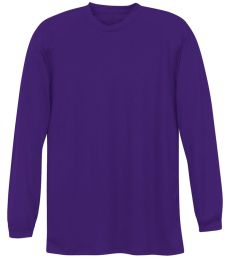N3165 A4 Adult Cooling Performance Long Sleeve Crew