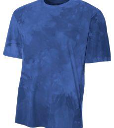 N3295 A4 Drop Ship Men's Cloud Dye T-Shirt