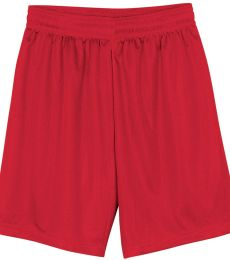 N5255 A4 9 Inch Adult Lined Micromesh Shorts