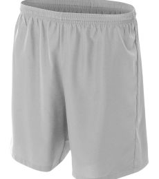 N5343 A4 Drop Ship Men's Woven Soccer Shorts