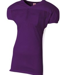 NB4205 A4 Youth Titan 4-Way Stretch Football Jersey