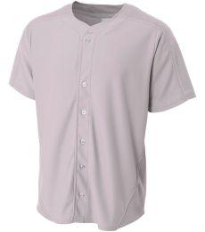 NB4214 A4 Youth Warp Knit Baseball Jersey