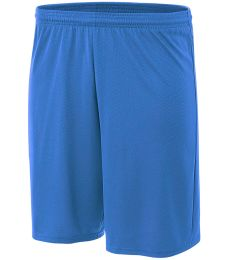 NB5281 A4 Youth Cooling Performance Power Mesh Practice Short