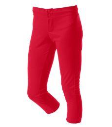 NG6166 A4 Girls Softball Pant