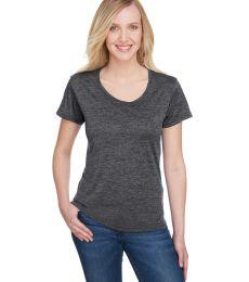 A4 Apparel NW3010 Ladies' Tonal Space-Dye T-Shirt