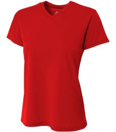 A4 Apparel NW3234 Ladies' Marathon Performance V-Neck T-Shirt