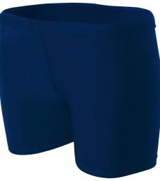 "NW5313 A4 Women's 4"" Compression Short"