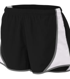 NW5341 A4 Drop Ship Ladies Speed Shorts